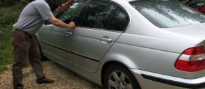 voiture volée