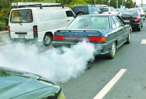 pollution auto