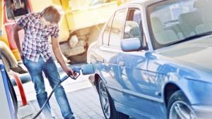 véhicule essence